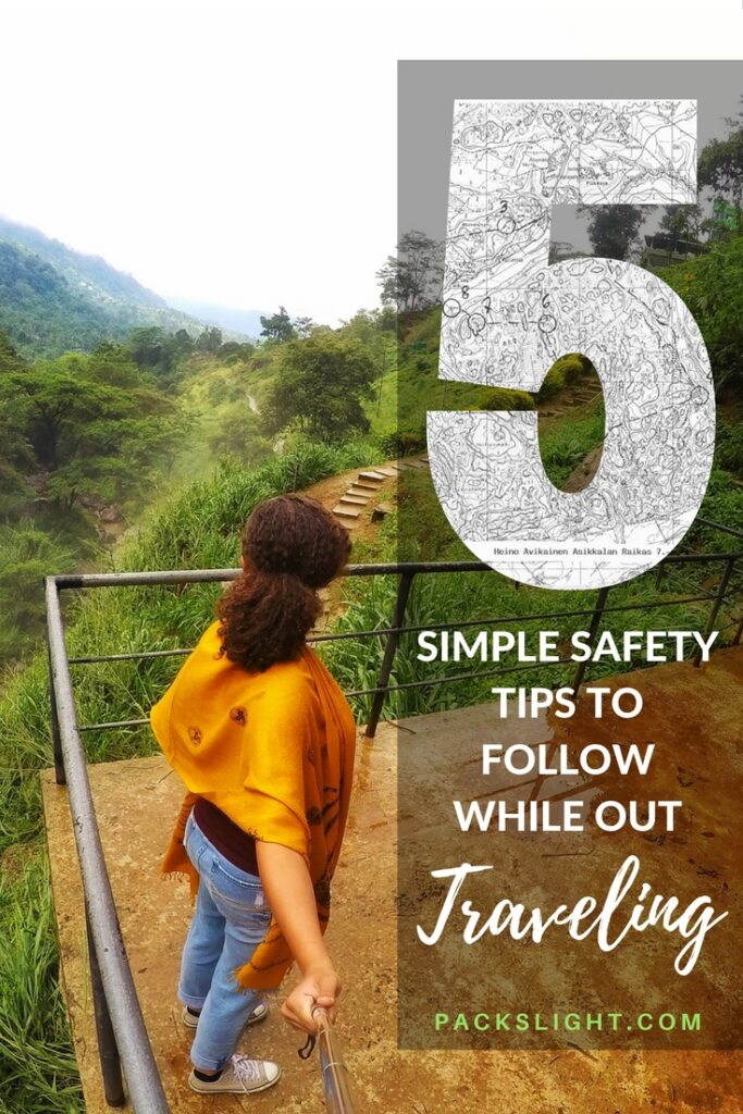 Check out these incredibly simple ways to make sure your trip can be saved in case something goes wrong! Better safe than sorry, these tips may save a life—maybe even yours.