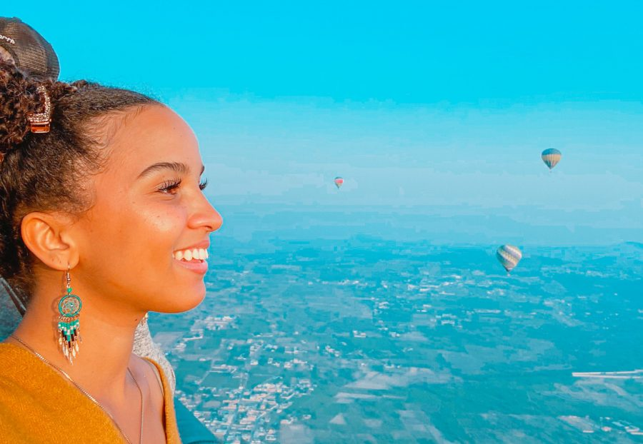 Hot Air Balloon adventure