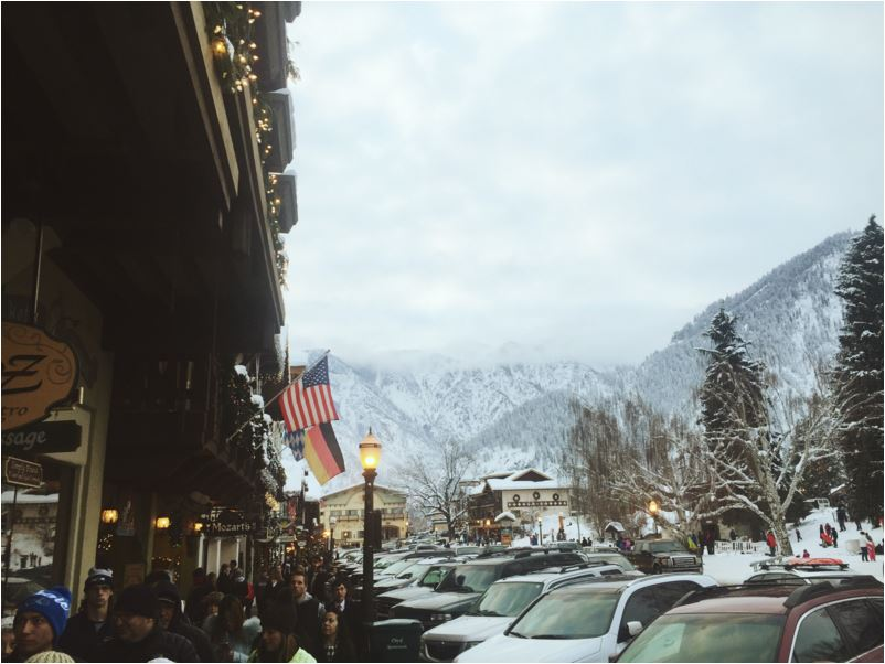 Leavenworth | Packs Light