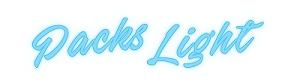 Packs Light Banner - Off Set - Baby