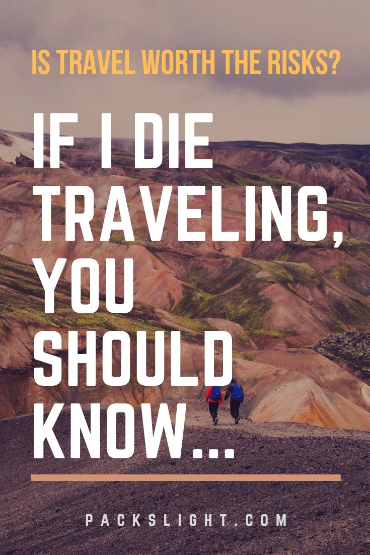 """What if you die?"" Is the comment I receive most when I talk about my travel plans. Well, finally, here's my answer... Things could be worse. #travel #safety #traveltips #travelsafety #middleeast #Dubai"