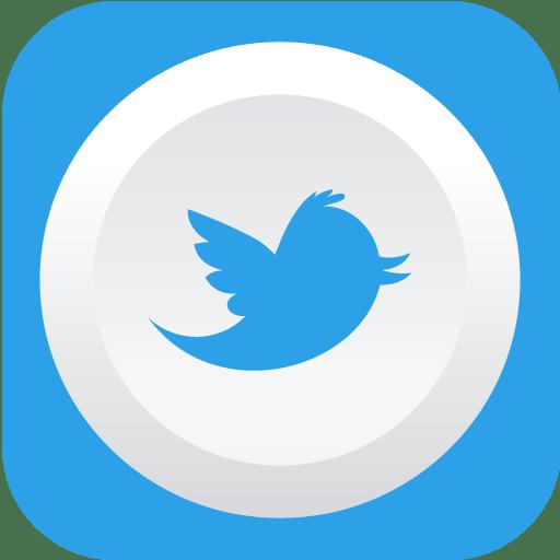Twitter Icon   Packs Light