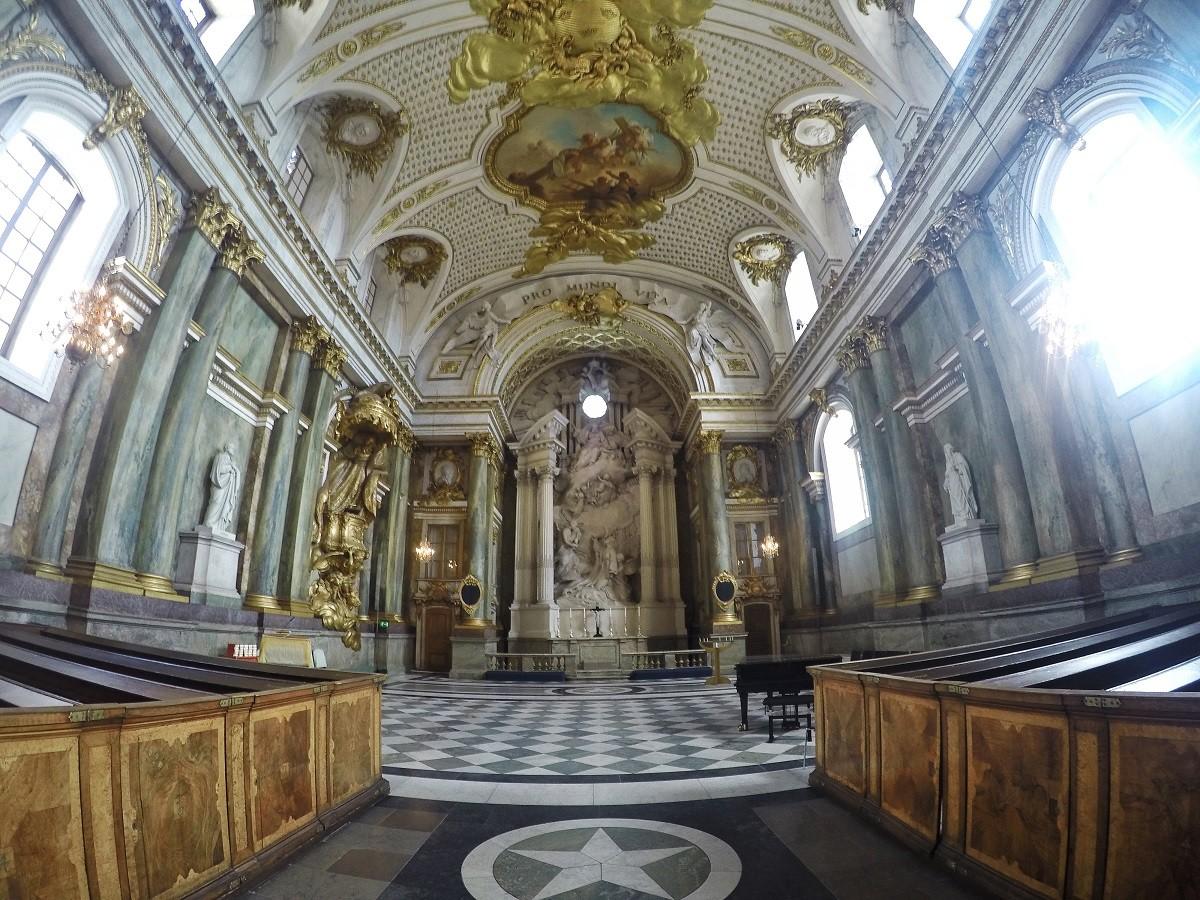The Royal Chapel Stockholm Sweden