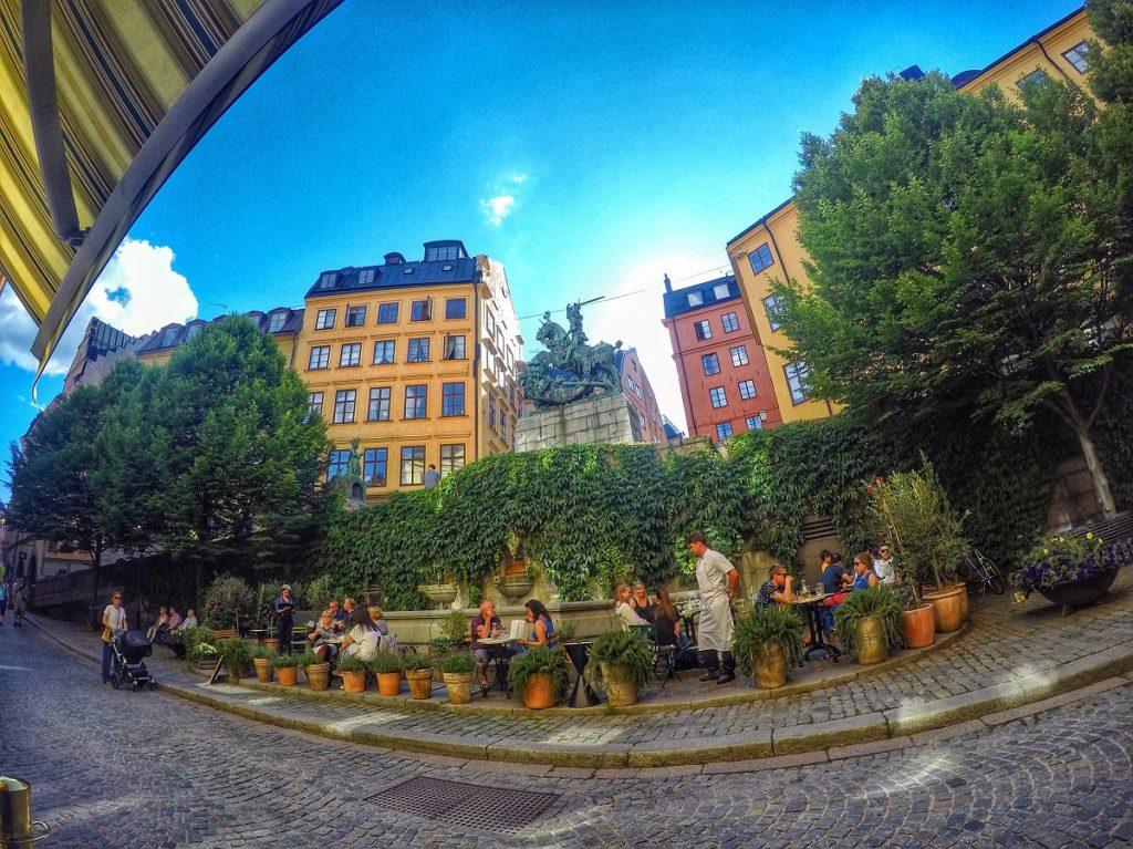 Stockholm Food Österlånggatan17