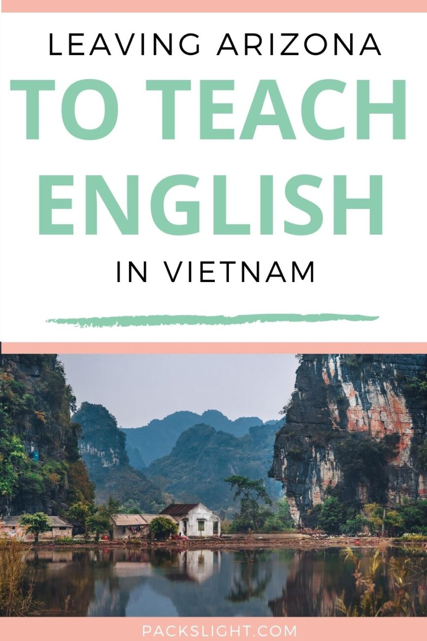 Sarah, 24, shares her story of teaching and living in Vietnam, the lessons she has learned in her travels and what she loves about Vietnam.
