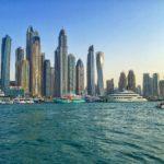 Dubai Marina | Packs Light