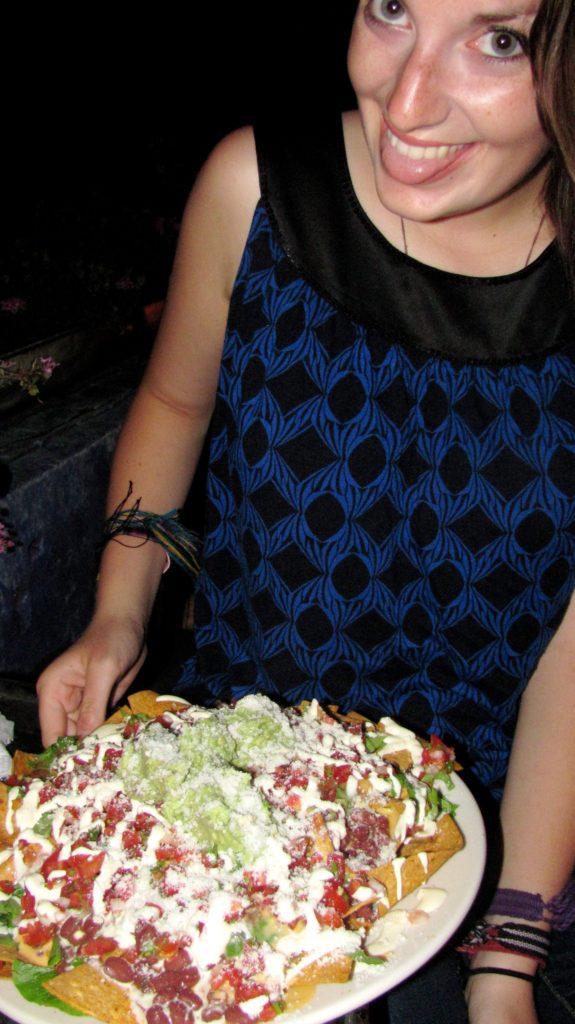 MOTM Jessica Nemire, Eating Vegetarian