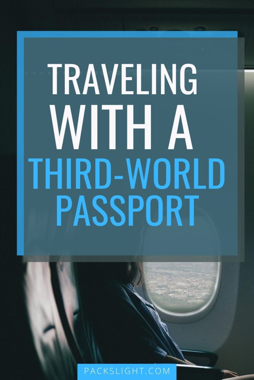 Meet young traveler Kiara (22) from the Philippines. Hear her story on how she travels the world despite having a more restrictive passport than most.