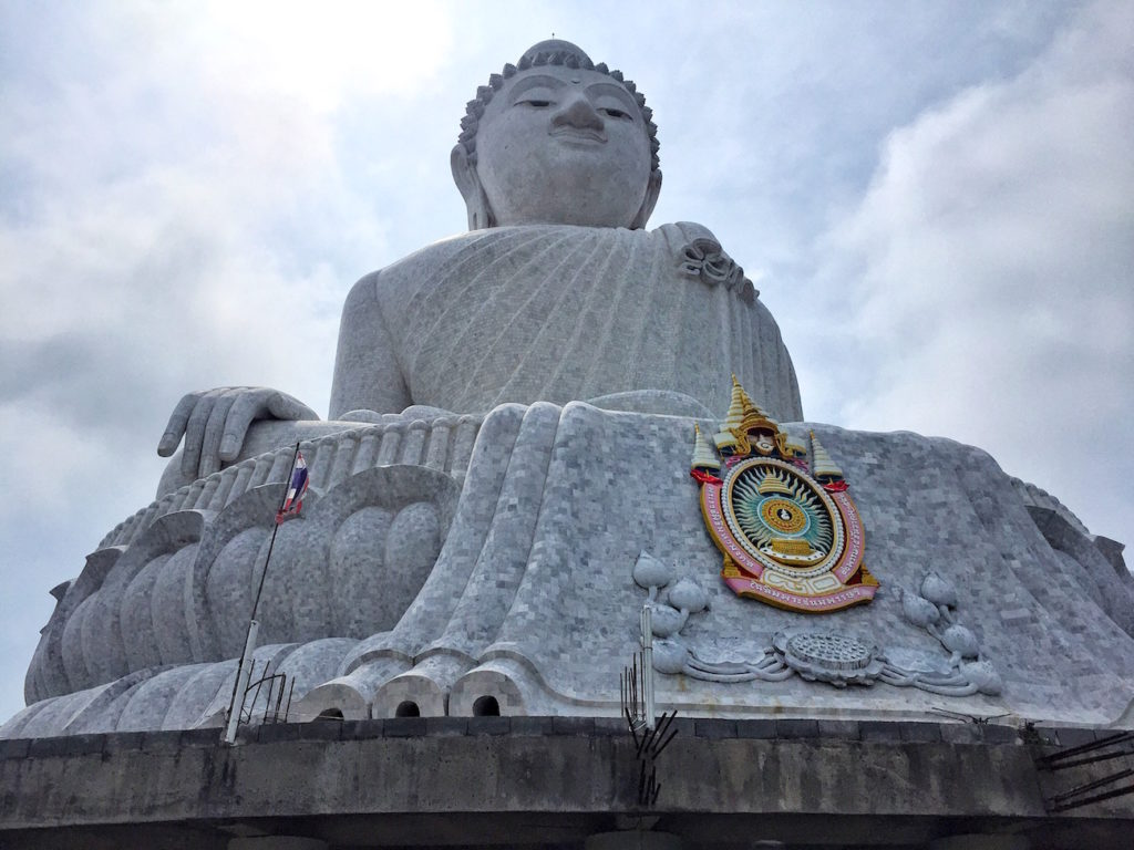 Big Buddha Statue | Thailand, Spring Break