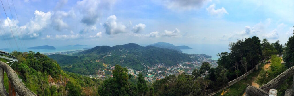 Big Buddha, Overlook of Phuket | Thailand, Spring Break