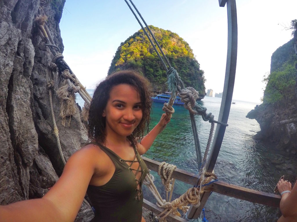 Maya Beach View Deck | Thailand, Spring Break