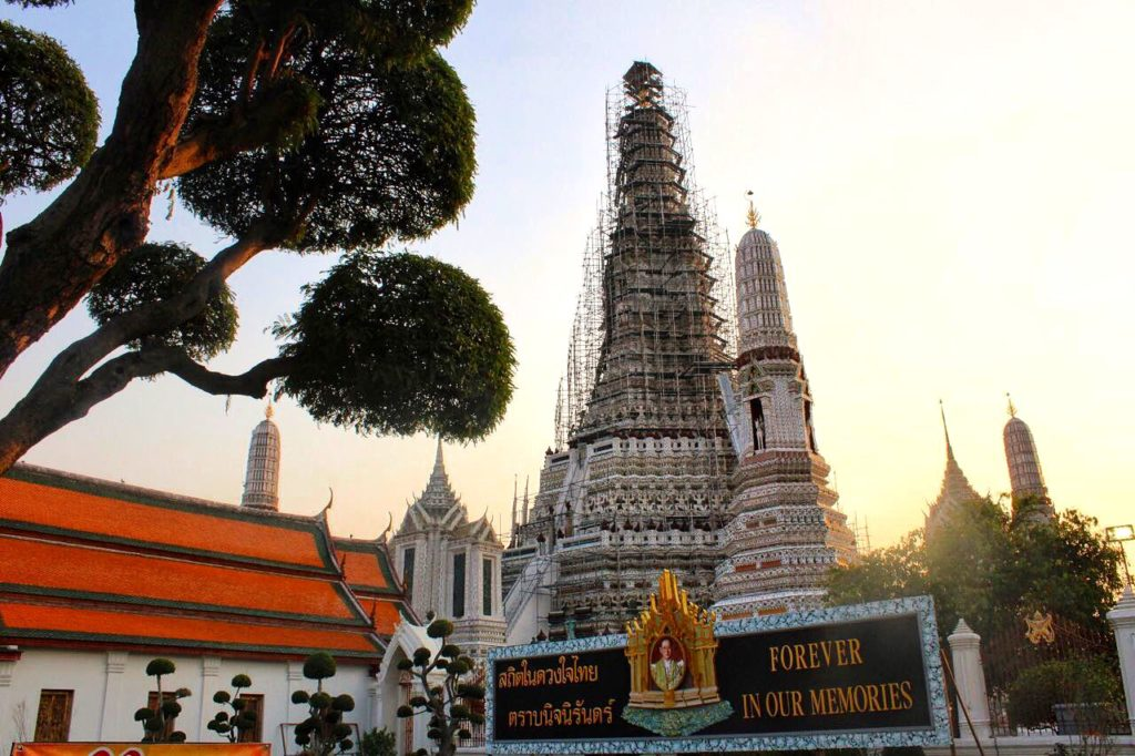 Wat Arun view| Thailand, Spring Break