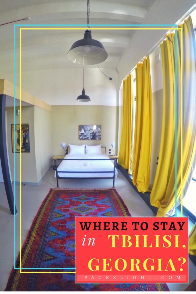 You're going to Tbilisi, Georgia, but still aren't sure where to stay for your budget, young fun, and location? Enter: Fabrika Hostel.