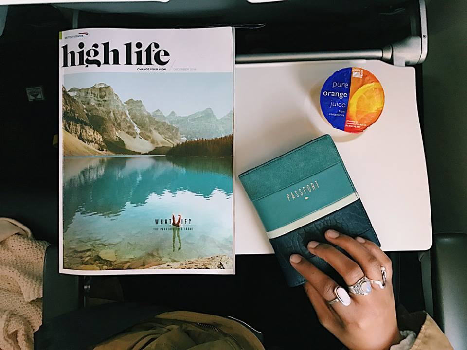 Black Millennial Traveling with Melanin - Briona L. Packs Light