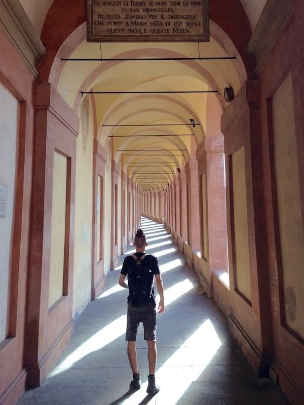 MOTM Dave W | Bologna | Millennial Travel