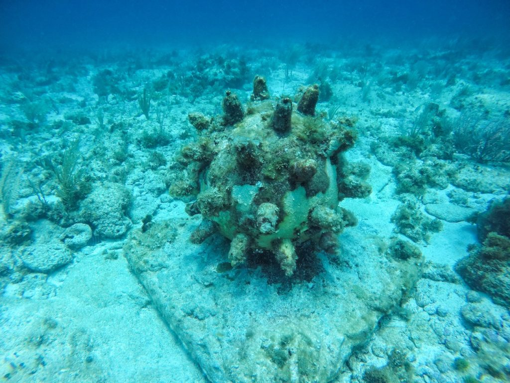 MUSA Underwater Museum Cancun | Packs Light