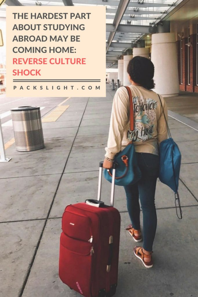 The hardest part about study abroad may be coming home... Read more about RCS, and dealing with returning home from a study abroad stint.