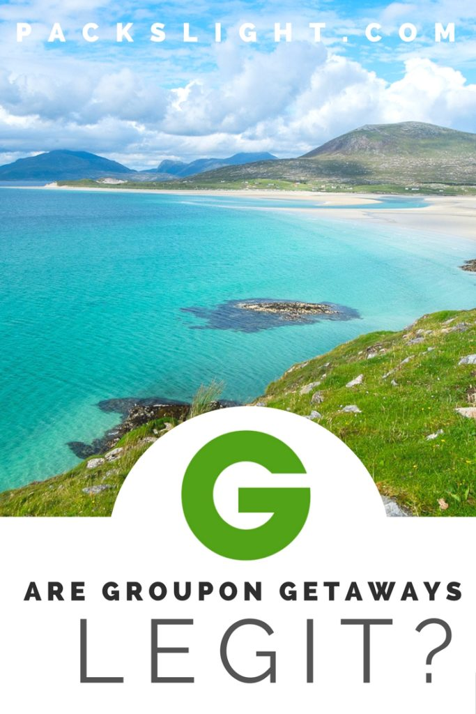 Are Groupon Getaways legit, or should you be wary of scams? Click through to find out!