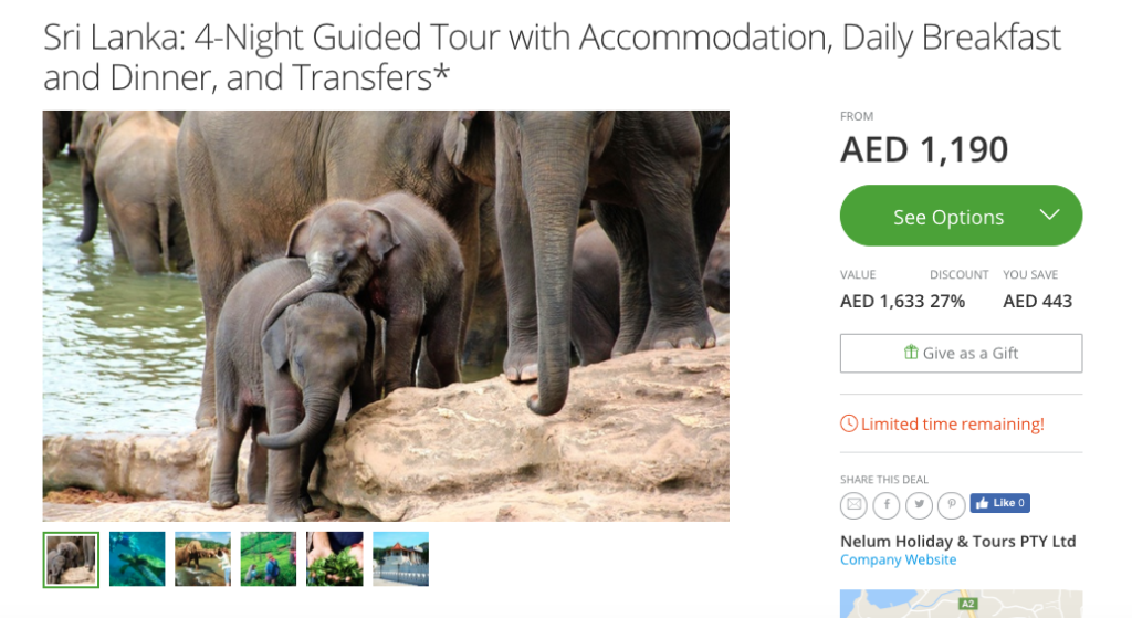Groupon Travel - Getaway, Budget
