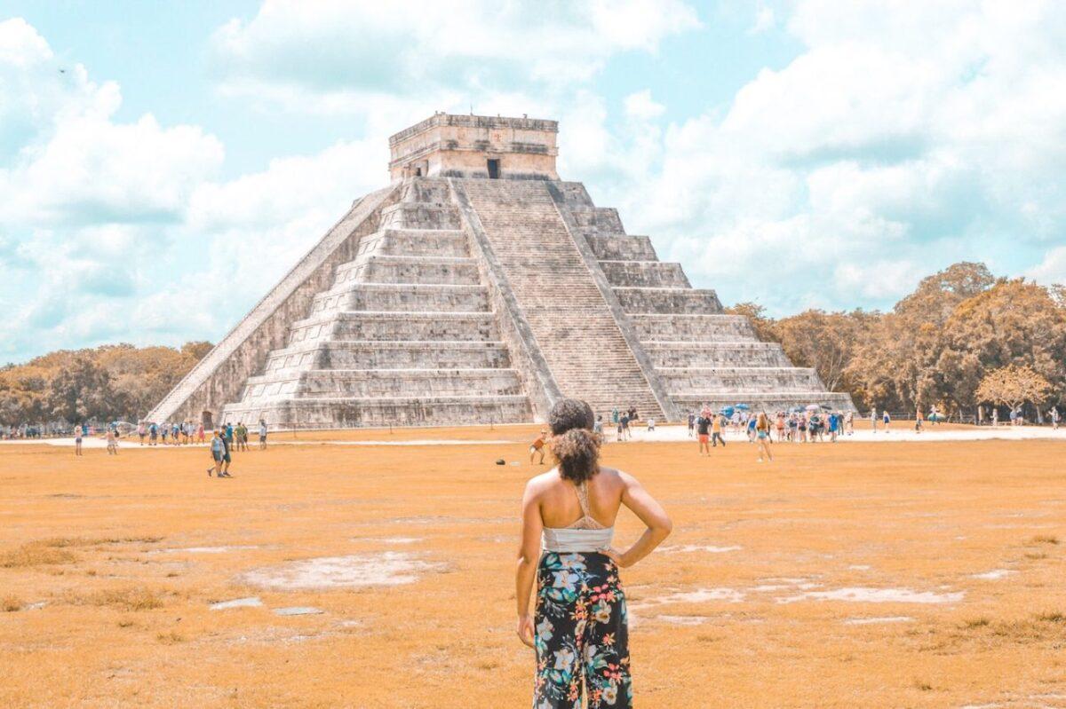 ChichenItza Mexico Study Abroad- Packs Light
