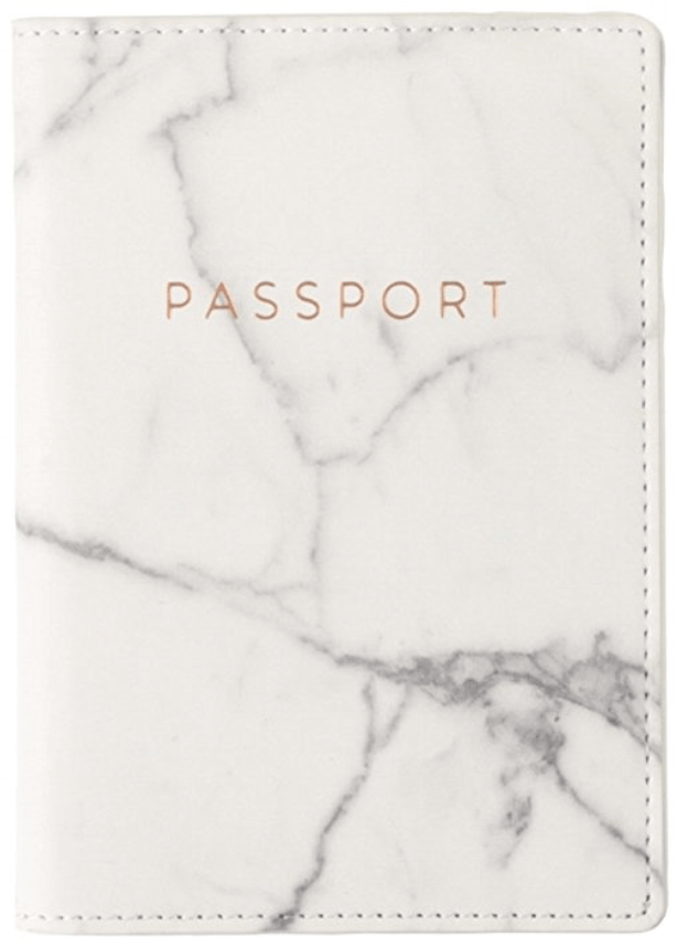 Graduation Gift Amazon Shop Passport RFID Holder