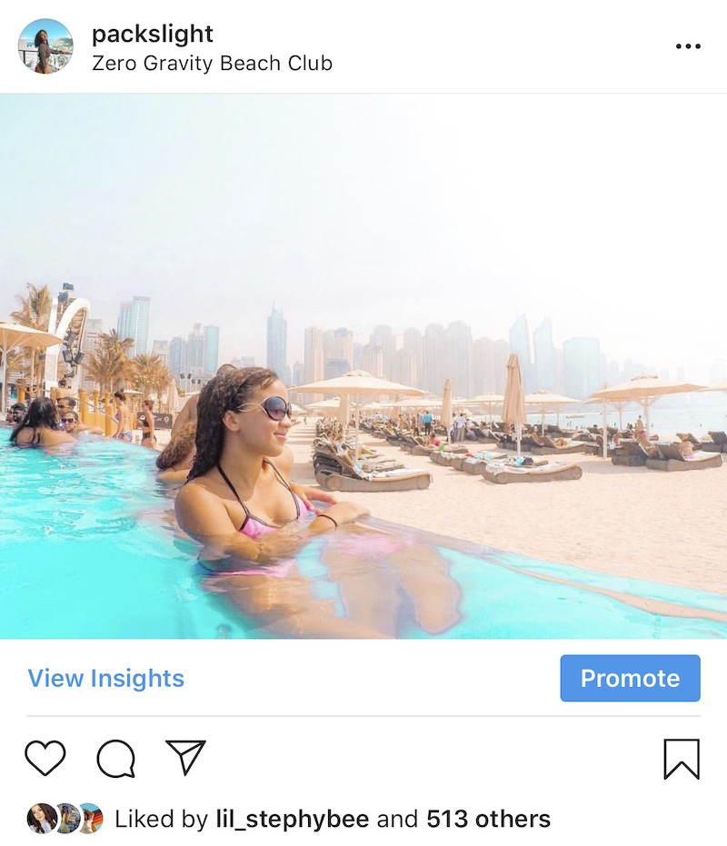 Instagram Study Abroad Middle East Non-Western