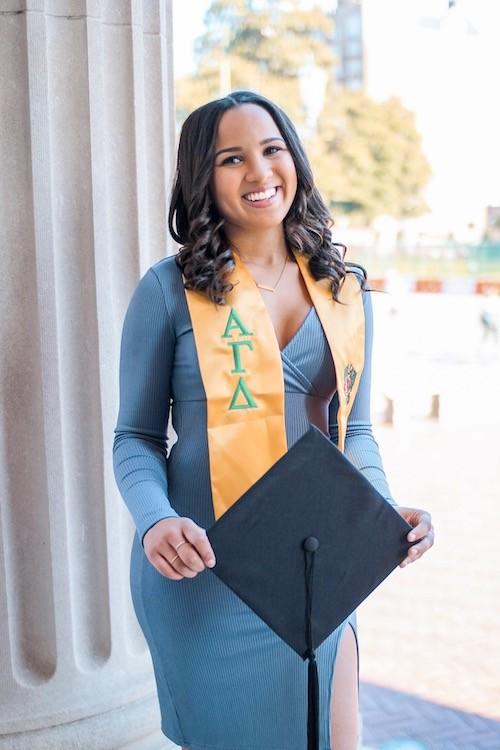 Graduation Photo | Packs Light Vert
