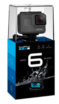 Shop GoPro Hero 6 | Packs Light