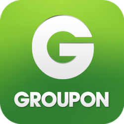Shop Groupon Logo!