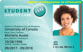ISIC Card Travel Insurance