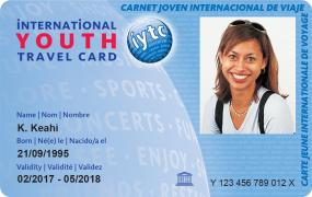 IYTC Travel Insurance Card