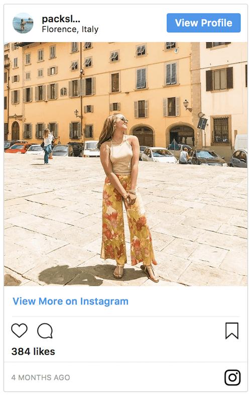 Italy Instagram   Packs Light 2