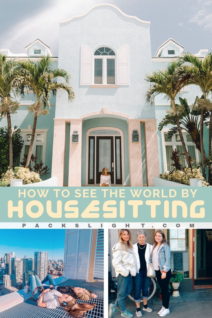 What is it like to see the world at just 25 years old and never paying for a hostel, hotel, or Airbnb? Find out in this interview with millennial housesitter, Mackenzie. #housesitting #travel #millennial