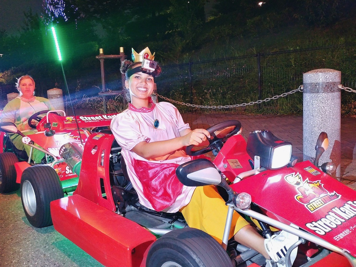Real Life Mario Kart Racing In Tokyo Everything You Need To