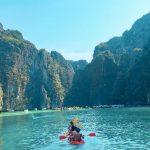 Ko Phi Phi Leh Thailand - Millennials On The Move