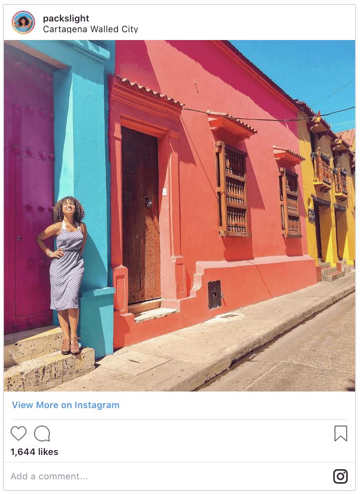 San Diego Barrio Cartagena Colombia