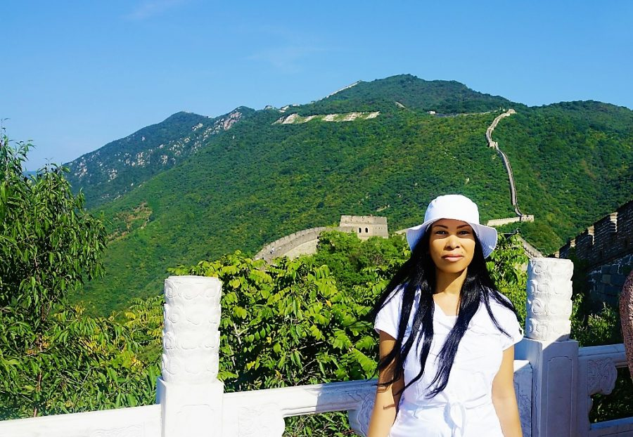 Woni Spotts Great Wall of China