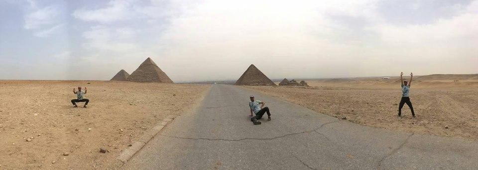 MOTM Bruno Egypt