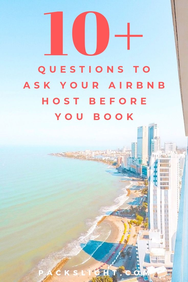 Important questions you should consider asking your #Airbnb host before booking your stay! Are toiletries provided? Does the door have a deadlock? Is there street noise? You need these tips! #solotravel #solofemaletravel #budgettravel #airbnbtips