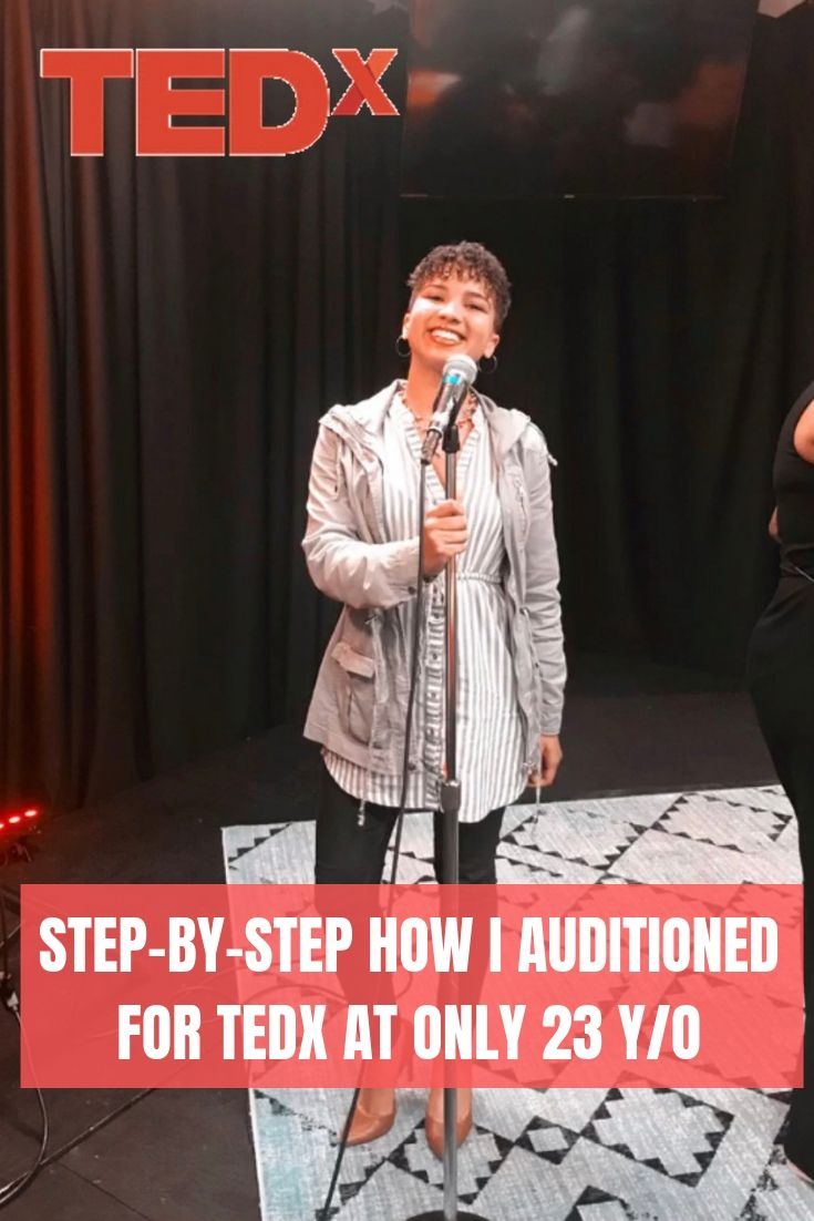 Tips on how to search for , locate, and audution for your first TEDx talks... successfully! #tedx #tedxtalk #tedtalk #publicspeaking #publicspeakingtips #opportunities #scholarships #entrepreneur