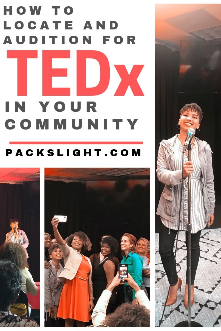 Tips on how to search for , locate, and audition for your first TEDx talks... successfully! #tedx #tedxtalk #tedtalk #publicspeaking #publicspeakingtips #opportunities #scholarships #entrepreneur