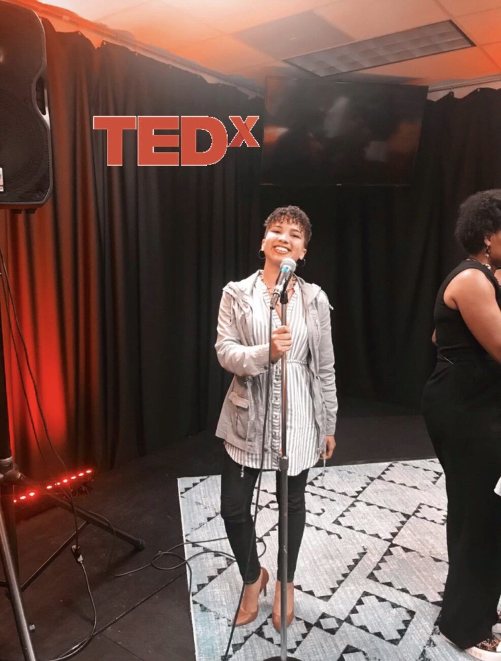 TEDx Audition and Application tips for young people young adults
