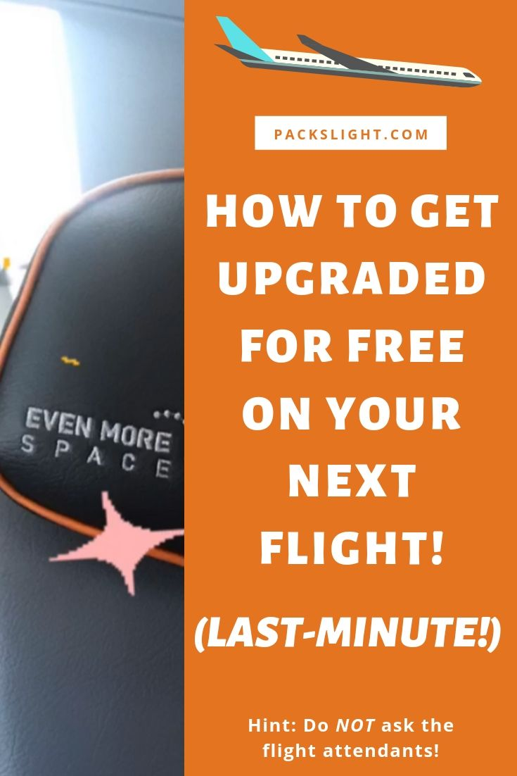 Want to fly business but too darn broke? Take your chance with these 8 tips to get upgraded for FREE on your next flight! #traveltips #solofemaletravel #travel #flyingtips #frequentflyer