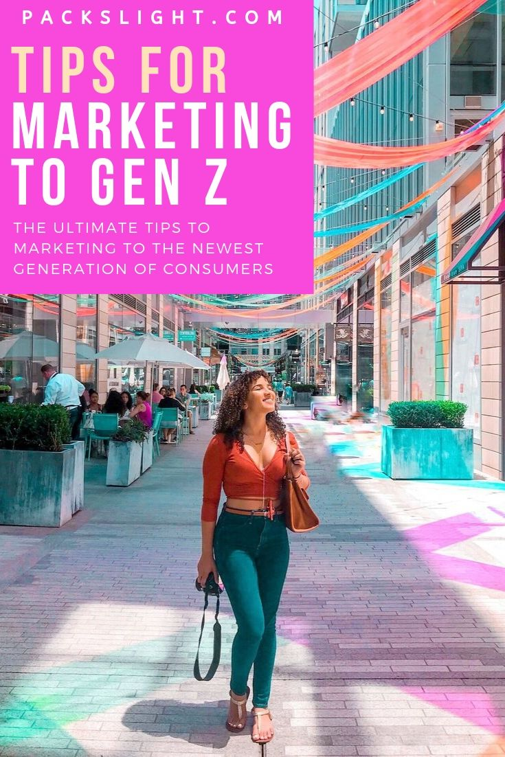 From an actual Gen Z! 23-year-old influencer Gabby Beckford gives you a peek into the Generation Z psyche and how your brand can reach this young, independent, and global generation. #genz #teenagers #marketingtoteens #marketingtips #womeninmarketing #marketingtips #GenerationZ #genztravel #traveltips #travelblogging