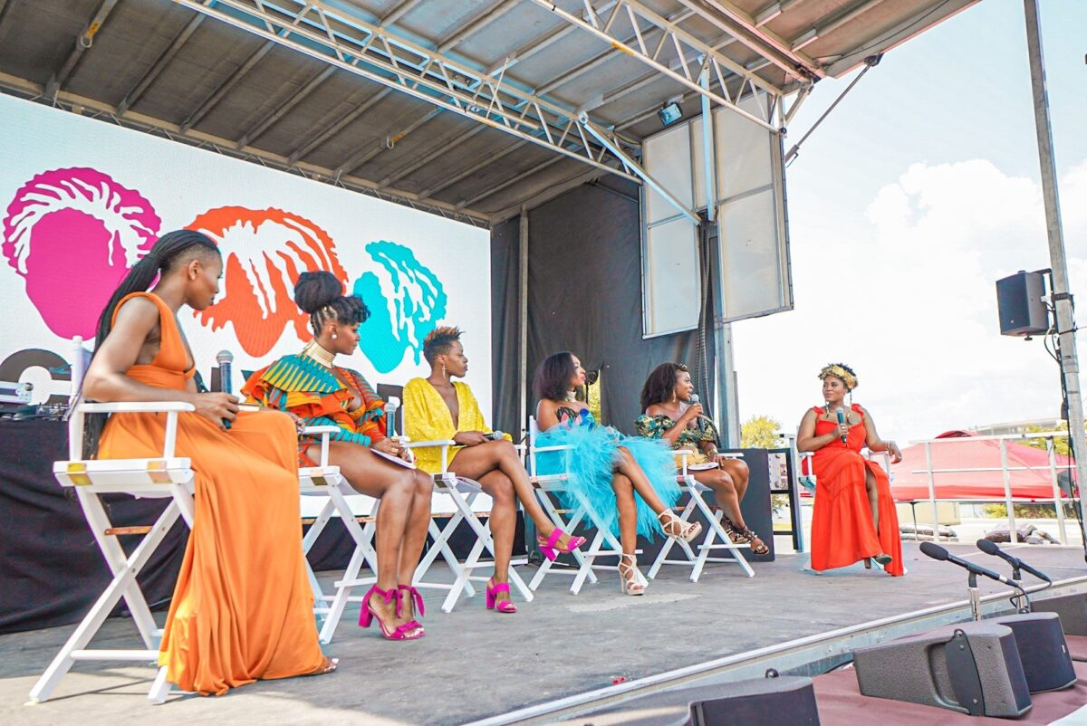 CurlFest NY 2019 Founders CurlyGirlCollective