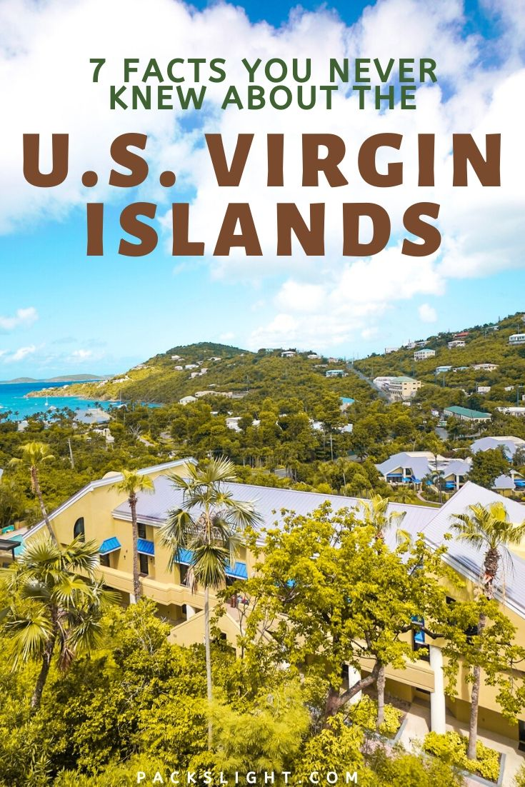 7 interesting facts you've never heard about the U.S. Virgin Islands. #4: The Pirates of the Caribbean? Very real, and right here! #usvi #usvirginislands #solotravel #travel #caribbean #northamerica #islandstings