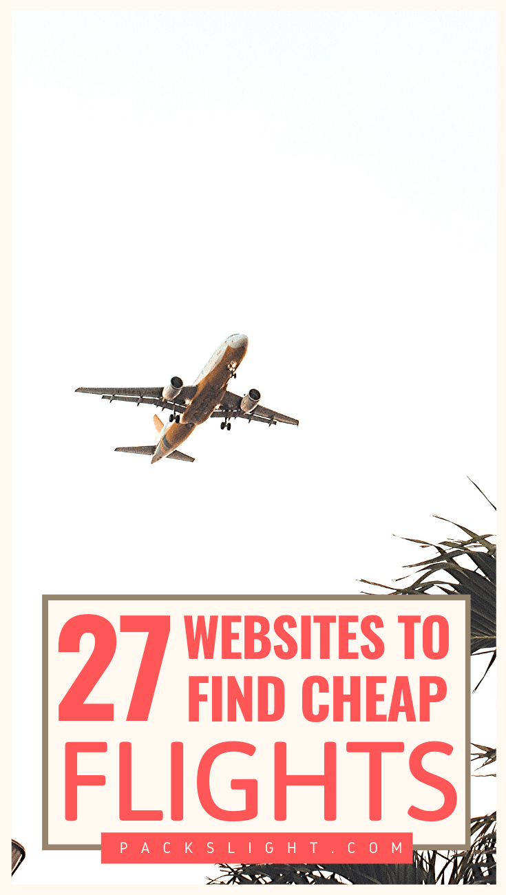 Where can you find the most affordable flights? Check these search engines, flight alerts, and services to get the cheapest flights. #CheapFlights #BudgetTravel #Travel