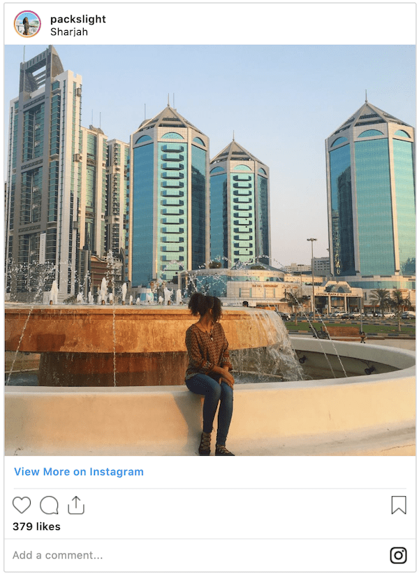 Sharjah - Instagram