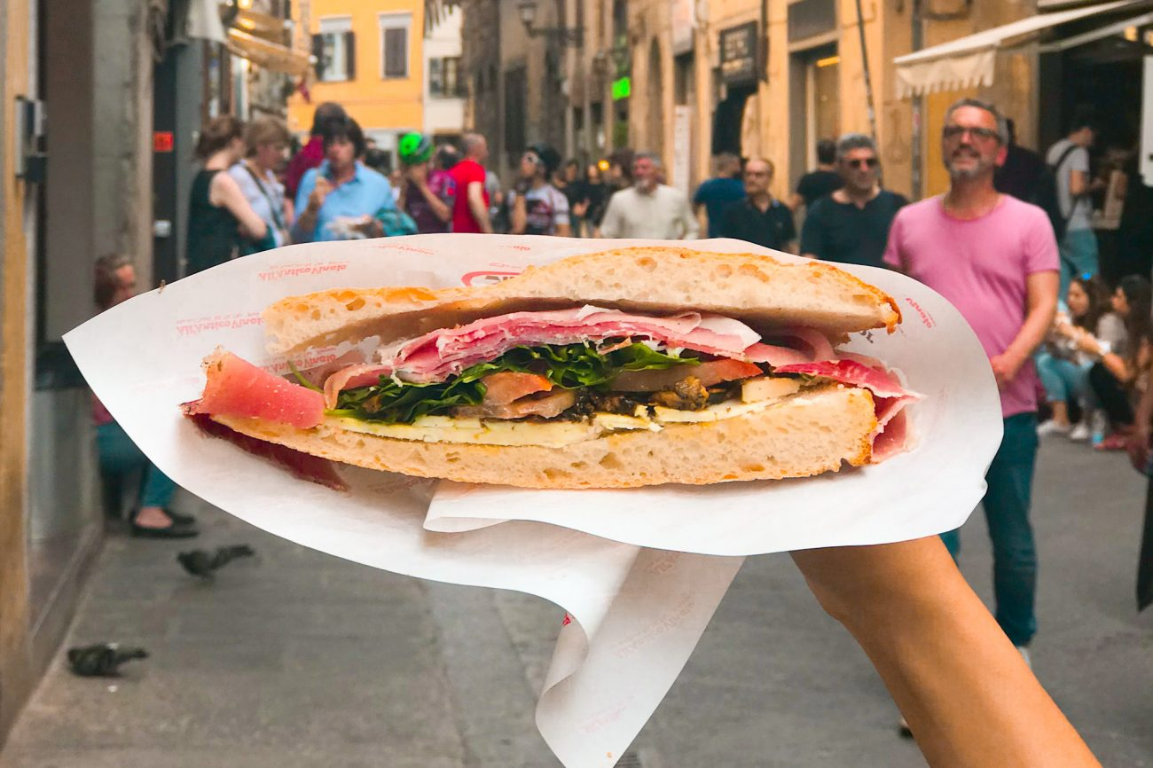 Italy Sandwich