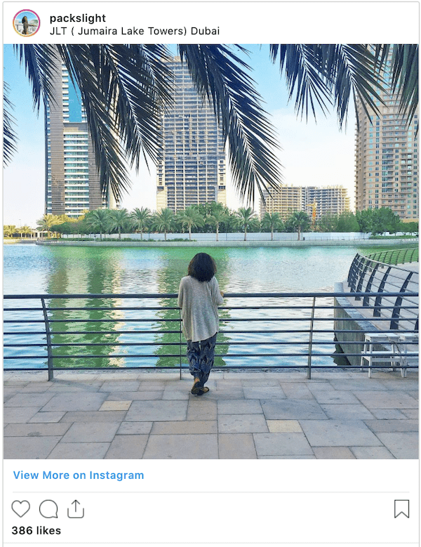 Jumeirah Lake Towers (JLT).